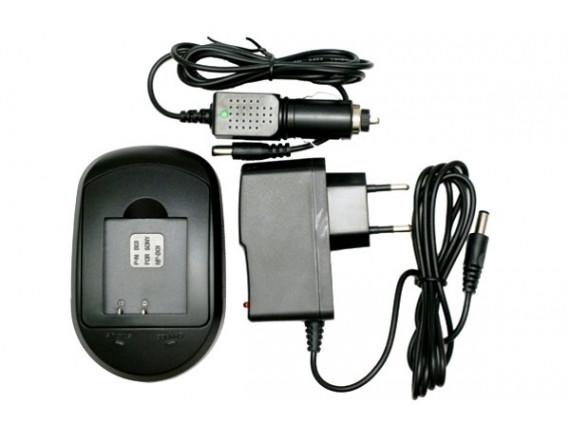 Зарядное устройство ExtraDigital для Panasonic VBK180, VBK360 (DV00DV3022)