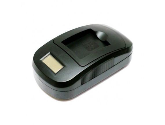 Зарядное устройство ExtraDigital для Panasonic VW-VBA10 (LCD) (DV0LCD2051)