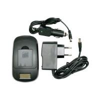 Зарядное устройство ExtraDigital для Pentax D-Li1 (LCD) (DV0LCD3031)