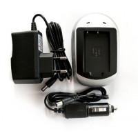 Зарядное устройство PowerPlant для Olympus Li-10B, Li-12B, Sanyo DB-L10 (DV00DV2026)
