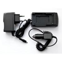 Зарядное устройство PowerPlant для Samsung SLB-07A, IA-BH130LB, BCF10, BCG10, NP-70, NP-90 (DV00DV22
