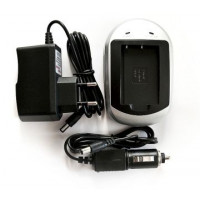 Зарядное устройство PowerPlant для Samsung SB-L0837, Kodak KLIC-7005 (DV00DV2217)