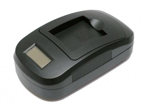 Зарядное устройство ExtraDigital для Samsung SB-P90A, SB-P180A (LCD) (DV0LCD2237)