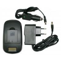 Зарядное устройство ExtraDigital для Sanyo DB-L20 (LCD) (DV0LCD3041)