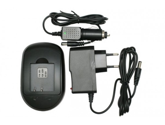 Зарядное устройство ExtraDigital для Sanyo DB-L20 (DV00DV3041)