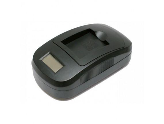 Зарядное устройство ExtraDigital для Sony NP-FP50, NP-FP70, NP-FP90, NP-FH50, NP-FH70, NP-FH100 (LCD) (DV0LCD2020)