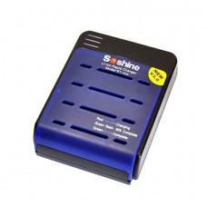 Зарядное устройство Soshine для LiPo 18650/RCR123/14500, 4 ячейки SC-S1-V3 Mix