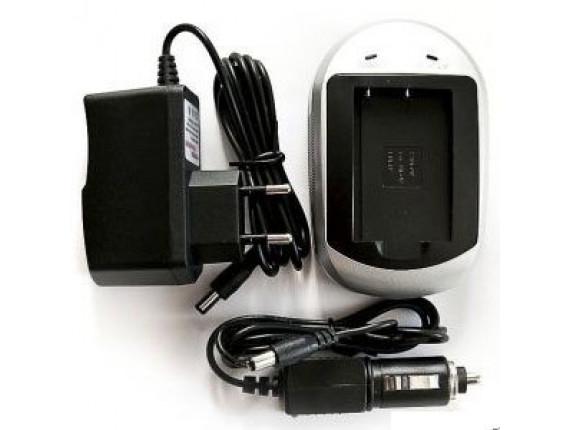 Зарядное устройство ExtraDigital для Fuji NP-40, Pentax D-Li8, SB-L0737 (DV00DV2014)