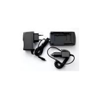 Зарядное устройство ExtraDigital для JVC BN-VF808U/VF815U/VF823U (DV00DV2196)