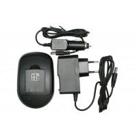 Зарядное устройство ExtraDigital для Panasonic DMW-BCD10, S007, S007E (DV00DV2147)