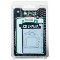 Защита экрана PowerPlant для Canon 550D (PLCAN550D)