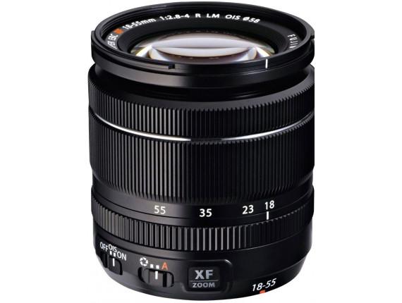 Объектив FUJIFILM XF 18-55mm f/2.8-4.0 R LM OIS