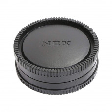 Комплект крышек AccPro LF-11S for Sony E-mount NEX