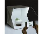 Фотобокс с подсветкой AccPro PS-01 (23x23x23см)