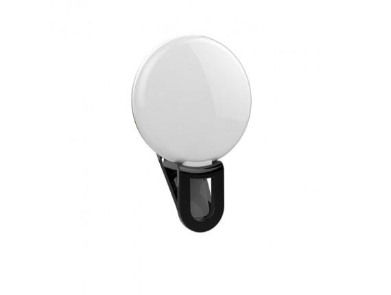 Свет для смартфона AccPro RK-17B black