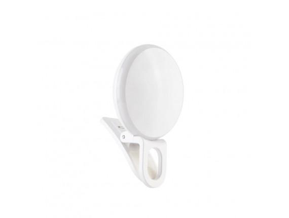 Свет для смартфона AccPro RK-17W white
