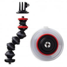 Крепление для экшн-камеры Joby Suction Cup GorillaPod® Arm (JB01329-BWW)