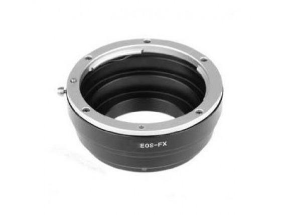 Переходное кольцо JYC для Canon EOS - Fujifilm FX