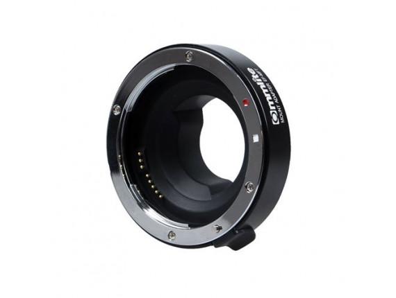 Переходное кольцо Commlite CM-EF-MFT EF / EF-S Lens to Micro Four Thirds Adapter