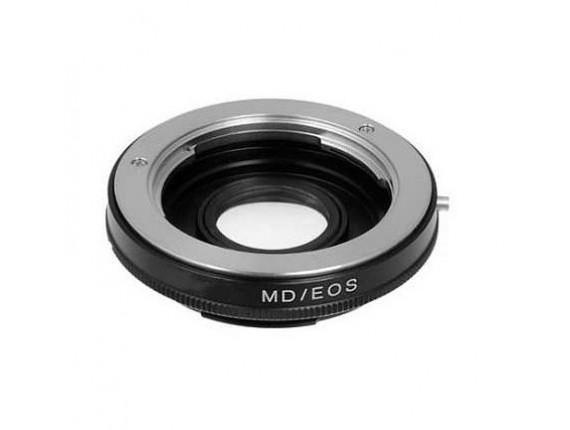 Переходное кольцо JYC для Minolta MD - Canon EOS