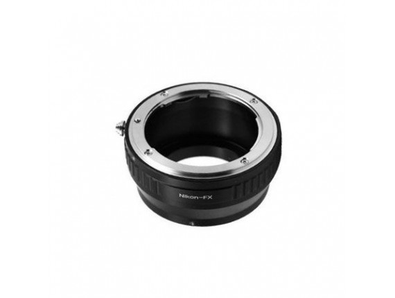 Переходное кольцо JYC для Nikon - Fujifilm FX