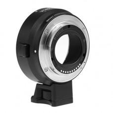 Переходное кольцо Yongnuo Smart Adapter EF - E Mount