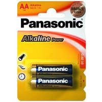 Батарейка Panasonic LR06 Alkaline Power AA, 2шт. (LR6REB/2BP)
