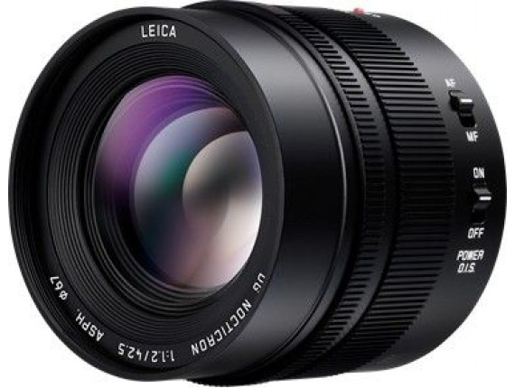 Объектив Panasonic Micro 4/3 Lens 43mm (H-NS043E)