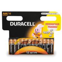 Батарейка Duracell AAA LR03 MN2400 (12 шт.)