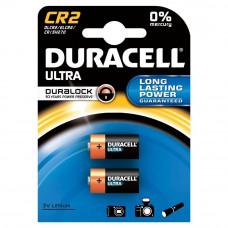 Батарейка Duracell CR2 (2шт)