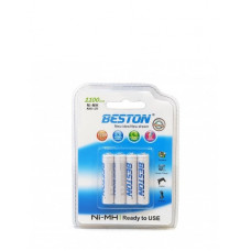 Аккумулятор Beston AAA 1100 mAh READY TO USE (4шт) (AAB1801)