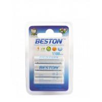 Аккумулятор Beston AAA 1100mAh Ni-MH x 4шт (AAB1829)