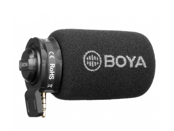 Микрофон Boya BY-A7H