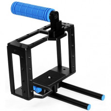 Клетка-кэйдж Camera Cage + connector + rods + top handle