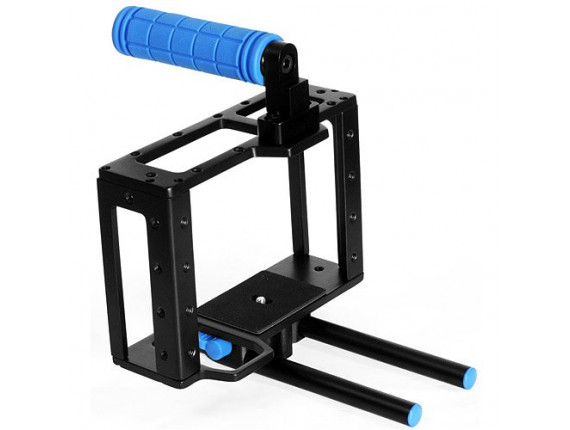 Клетка-кэйдж Camera Cage + connector + rods + top handle