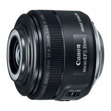 Объектив Canon EF-S 35mm f/2.8 Macro IS STM