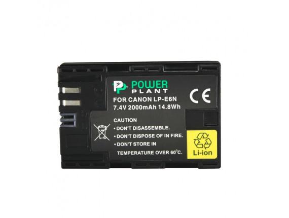 Аккумулятор Canon LP-E6N Full Chip - PowerPlant (DV00DV1405)