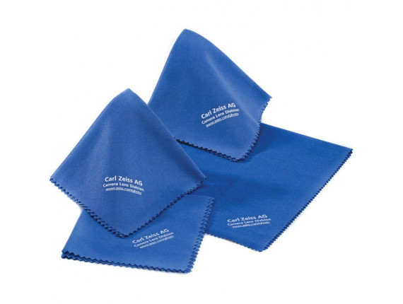 Микрофибра Carl Zeiss Microfibre cleaning cloths (4шт)