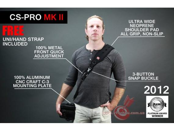 Наплечный ремень Carry Speed CS-PRO MKII с платформой С3 (CS-CSPROMKII)