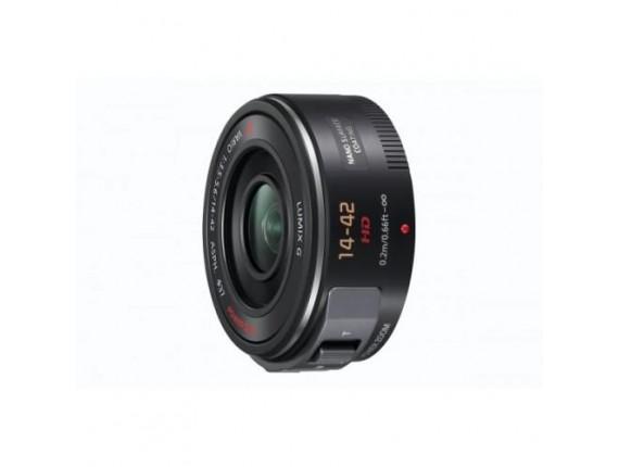 Объектив PANASONIC Micro 4/3 Lens 14-42 mm f/3.5-5.6 (H-PS14042E-K)