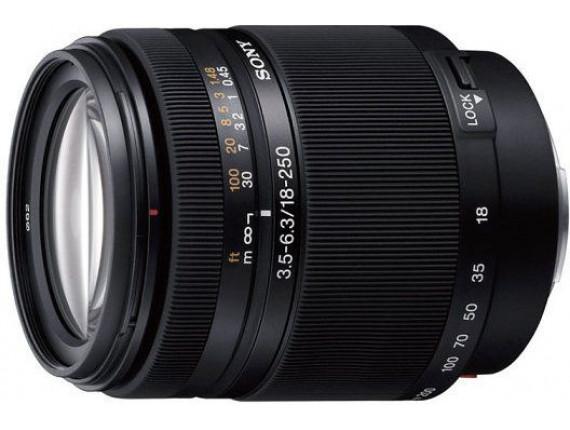 Объектив SONY 18-250mm f/3.5-6.3