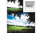 Квадратный фильтр Cokin P 121L Grad. Neutral Grey G2-Light (ND2) (0.3)