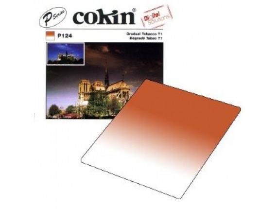 Квадратный фильтр Cokin P 124 Gradual Tobacco T1