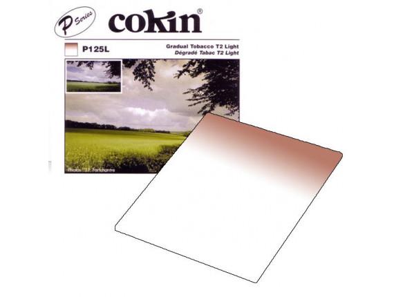 Квадратный фильтр Cokin P 125 L Gradual Tobacco T2-Light