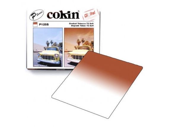 Квадратный фильтр Cokin P 125 S Gradual Tobacco T2-Soft
