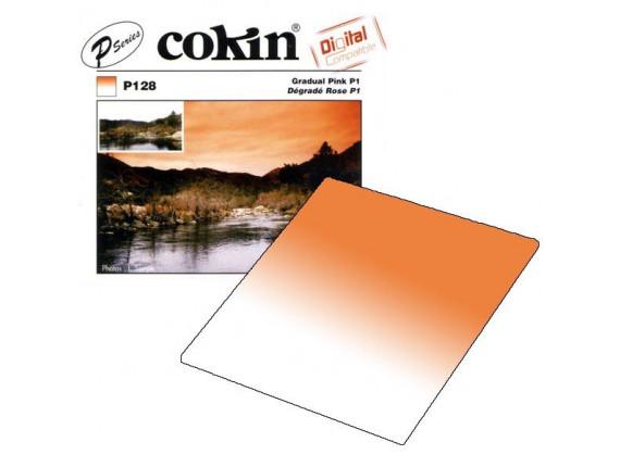 Квадратный фильтр Cokin P 128 Gradual Pink P1