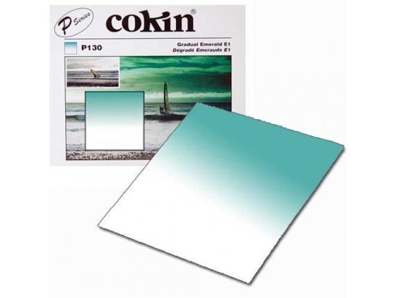 Квадратный фильтр Cokin P 130 Gradual Emerald E1