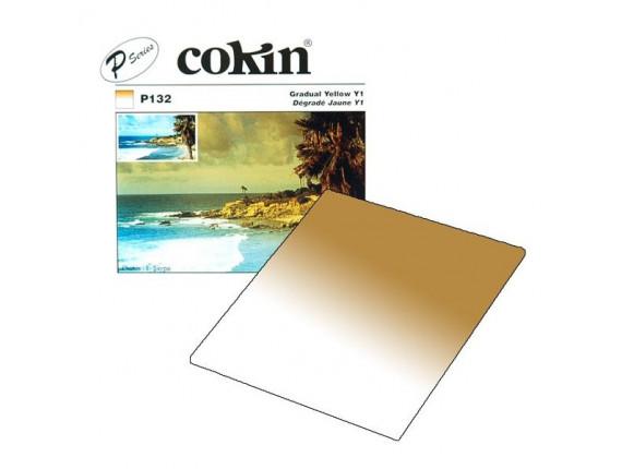 Квадратный фильтр Cokin P 132 Gradual Yellow Y1