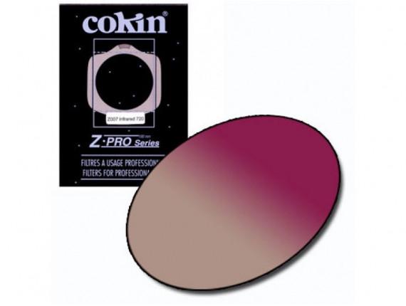 Инфракрасный фильтр Cokin Z 007 Infrared 720 (89B)