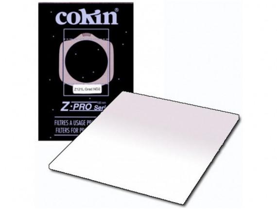 Квадратный фильтр Cokin Z 121 L Grad. Neutral Grey G2-Light (ND2) (0.3)